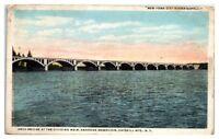 1920 Arch Bridge, Ashokan Reservoir, Catskill Mountains, NY Postcard