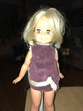 Vintage Ideal Velvet Doll 16� Ideal Toy Blonde Hair
