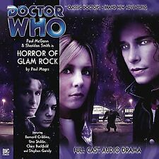 Paul McGann 8th DOCTOR WHO Series #1.3 HORROR OF GLAM ROCK - Big Finish Audio CD