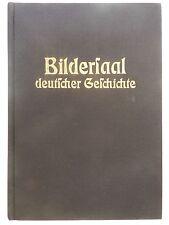 Bildersaal deutscher Geschichte Reprint