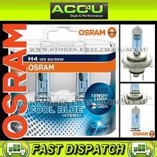 Osram H4 Cool Blue Intense 4200k 12v 60/55w coche actualización Faros Faro Bombillas