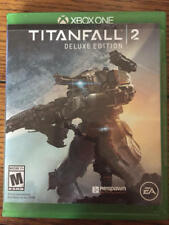 Titanfall 2: Deluxe Edition (Microsoft Xbox One, 2016)