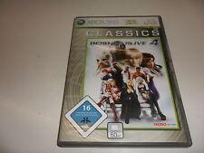 XBOX 360 Dead or Alive 4 [XBOX CLASSICS]
