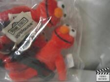 Elmo Plush Keychain Sesame Street Applause From a Factory Bag