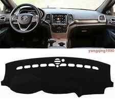 Dashboard Dash Mat DashMat Sun Cover Pad For Jeep Grand Cherokee 2011 - 2017