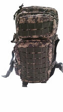 Army Molle Tactical ASSAULT BACK PACK 30L 50L KHAKI OLIVE DIGICAM School Hiking