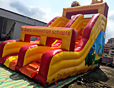 15x20x22 Commercial Inflatable Water Slide Moonwalk Bounce House Castle Jumper