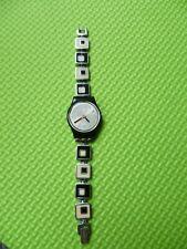 Swatch Swiss Made 'Chessboard' Watch