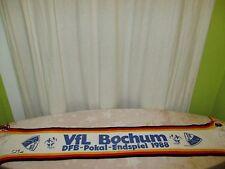 "VfL Bochum Original Fan Schal 1988 ""DfB-Pokal - Endspiel 1988"" NEU RARITÄT"
