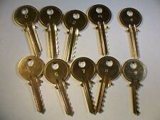 YALE  Y1   DEPTH  KEYS  0-9          LOCKSMITH