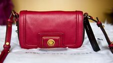 MARC BY MARC JACOBS Women's Chic Revolt Leather Messenger Crossbody Handbag NWT