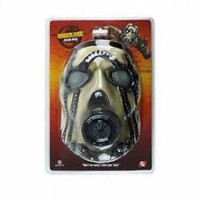 GE3042 Borderlands Psycho Character Face Vinyl Latex Cosplay Mask One Size Mul