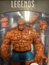 MARVEL LEGENDS WALGREENS FANTASTIC FOUR THE THING FIGURE MISB EXCLUSIVE