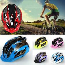 Adult Bicycle Bike Safety Helmet Adjustable Protective Cycling Shockproof Unisex