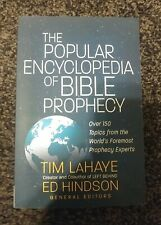 The Popular Encyclopedia of Bible Prophecy - LaHaye - 2004 paperback very good