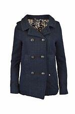 Nouveau Matix Femmes Transition Veste Manteau Blicker Jacket taille S bleu foncé manteau court