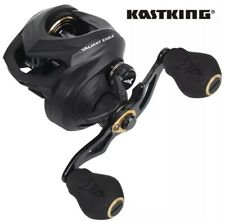 KastKing Valiant Eagle Baitcasting Reel Magnetic Brakes Swing Wing Side Cover