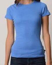 BRAND NEW TEX LINE  Max Azria, BCBG Designer Shirt, Glacier Blue SIZE XS RRP $49