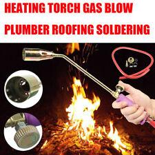 44CM Heating Torch Propane Butane Gas Flame Blow Plunber Roofing Soldering Gun
