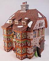 Sir John Falstaff Inn Dept 56 Retired Box 57533 Department Dickens Village MIB