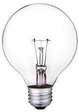 Westinghouse  25 watts G25  Incandescent Bulb  185 lumens White  Globe  1 pk