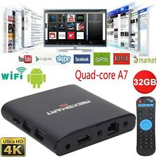 Nexsmart Magic Box TV Quad-Core armcortex A7 32BIT Android WiFi e VERSIONE UK