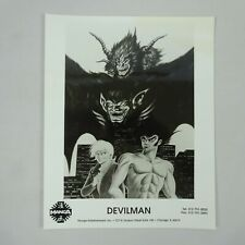 Devilman Manga Video Movie Promo Picture Memorabilia 1996