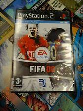 FIFA 08 (Sony PlayStation 2, 2007)