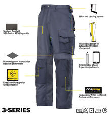 Snickers Trousers 3312 3-Series Work Trousers Snickers Direct Navy