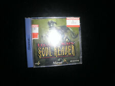 sega dreamcast - legacy of kain soul reaver - boxed