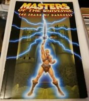 Masters of the universe Shard of Darkness TPB graphic novel He-man Skeletor