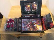 Transformers Titans Return Exclusive Grotusque Scorponok Set Complete w/ Box