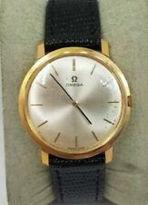 Vintage Omega 1967 Mens Gold Plated Swiss Made Watch Cal 620  Ref 111.046
