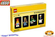 LEGO 5004941 MINIFIGURE SET LIMITED EDITION CHEERLEADER / BOXE / SAILOR / HIPPIE