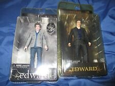 TWILIGHT Movie Figure Lot by NECA ~New Moon/Crest EDWARD CULLEN