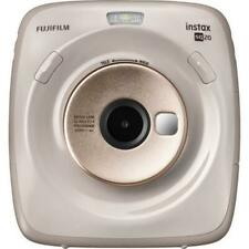 FujiFilm Instax Square SQ20 Hybrid Instant Camera with Printer -  Beige