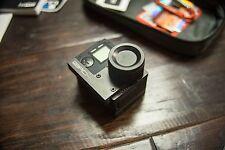 Back-Bone Ribcage Modified GoPro HERO4 BLACK w/ Computar 12-75mm f1.2 Lens
