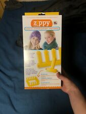 Authentic Knitting Board Zippy Master Loom Set New (Open Box)