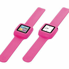 5x Griffin GB02197 Slap Souple Bracelet pour iPod Nano 6 G-rose!!! BRAND NEW