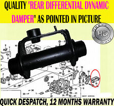 FOR CRV 2.0 2.2 2001-06 ONLY RD4/5/6/7/8/9 REAR DIFF DAMPER DIFFERENTIAL MOUNT