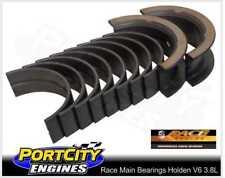 Race Series Main Bearing set Holden V6 3.8L VN VP VR VS VT VX VY ACL 4SM2222H