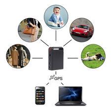 GPS SMS GPRS GSM Tracker TK102 V10.2 Peilsender Ortungsgerät Diebstahlschutz NEW