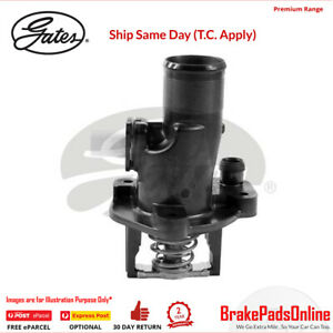 Thermostat for PEUGEOT 307 RHR DW10BTED4 2.0L Diesel HDi 4Cyl FWD TH37684