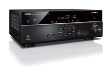 Yamaha RX-V485 AV Receiver Black 5.1 channel Home Cinema Amplifier Spotify Alexa