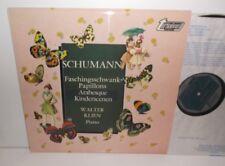 TV34438S Schumann Faschingsschwank Papillons Arabesque Kinderscenen Walter Klein