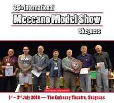 Meccano DVD - 35th International Meccano Model Show (SkegEx 2016)