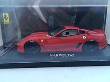 BBR Model 1/43 Ferrari 599XX Test Fiorano 2009 Red Art. BBRC23B