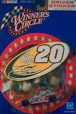 2000 WINNER'S CIRCLE - NASCAR # 20 TONY STEWART - 1/64 - STICKER ERROR