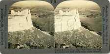 Nebraska ~ SCOTTS BLUFF PLATTE RIVER SUGAR BEET FIELDS REFINERY 22183 T128 19115