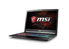 Portatil Gaming MSI Gs73 I7-7700hq-16g-256ssd 1t-gtx1050-17.3-